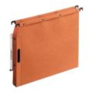 L'Oblique AZ Boîte de 25 dossiers-suspendus AZL pour armoire (fond : 30 mm)
