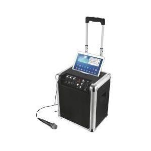 Urban Revolt Fiësta Pro - Enceinte mobile sans fil 60 W+ une batterie et un microphone intégrés