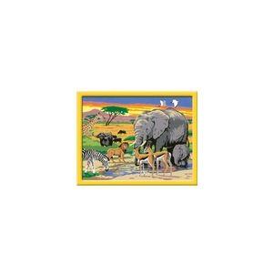 Ravensburger Peinture au numéro : Terre d'Afrique