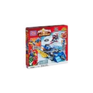 Mega Bloks 05827U - Power Rangers Super Samurai : Ranger Bleu contre Xandred