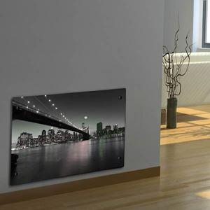Chemin'Arte New-York by Night - Radiateur électrique 2000 Watts