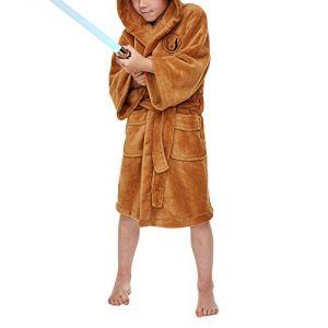 Groovy Peignoir Star Wars Jedi pour enfant (10/12 ans)