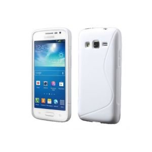 Phonewear SGE2-COQ-TV-002-B - Coque souple pour Samsung Galaxy Express 2 minigel S Line