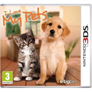 I Love My Pets sur 3DS