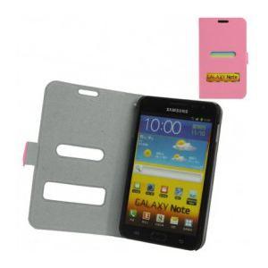 S1N2-MLC2193F - Housse avec affichage appelant pour Samsung Galaxy Note