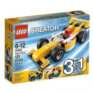 Lego 31002 - Creator : Le super bolide