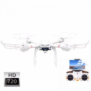 Mjx Drone FPV HD 720p X101 avec caméra C4005 HD Mode 1 et 2