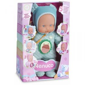 Famosa Nenuco Soft 5 fonctions