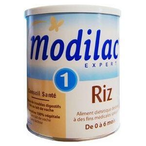 Modilac Expert Riz 1er âge 800g - de 0 à 6 mois