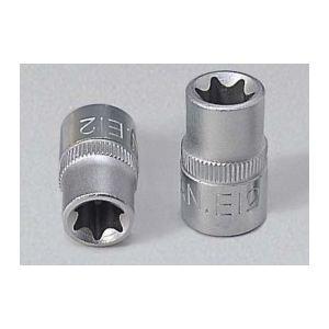 """KS Tools 911.4350 - Douille Torx 1/4"""" E11 L.25mm"""