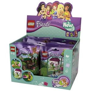 Lego 6029283 - Boîte de 24 sachets Lego Friends Série 3
