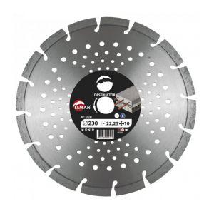 Reflex 720305 - Disque diamant ventilé Destructor Ø 300 x 25.4 mm