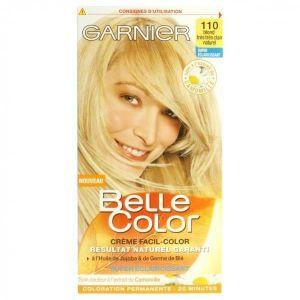 Garnier Belle Color 110 Blond Très Très Clair Naturel - Coloration permanente