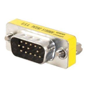 C2g 81527 - Changeur de genre VGA HD-15 (M) vers HD-15 (M)