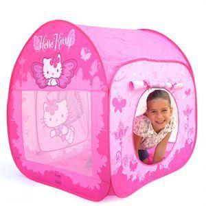 D'arpèje Tente pliable avec 50 balles Hello Kitty (2013)