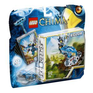 Lego 70105 - Legends of Chima : Le piège du nid