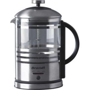 Brandt CAF100PX - Cafetière électrique à piston
