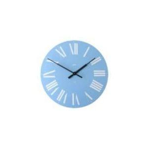 horloge murale bleu comparer 109 offres. Black Bedroom Furniture Sets. Home Design Ideas