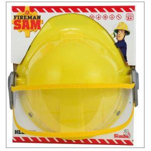 Simba Toys Casque de pompier Sam le pompier