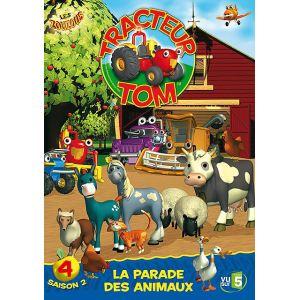 Tracteur Tom - Saison 2 - Volume 4 : La Parade des animaux