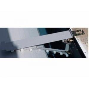Procopi 32824800 - Equerre de support niveau haut pour caillebotis 830 mm