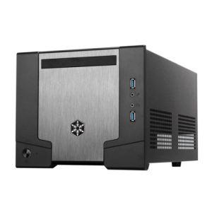 Silverstone Sugo SG07 USB3.0 - Boîtier Multimédia avec alimentation 600W
