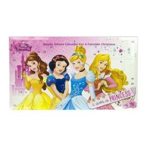 Markwins Calendrier de l'avent : Accessoires de beauté Princesses Disney