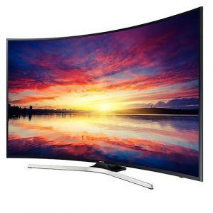 Samsung UE55KU6172 - Téléviseur LED 139 cm 4K incurvé