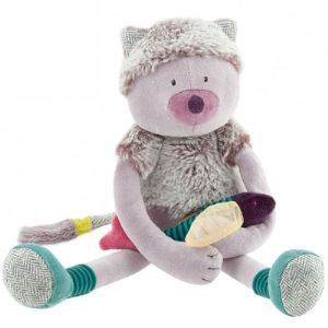 Moulin roty Peluche Les Pachats : Chamalo 34 cm