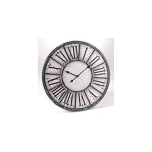 amadeus horloge oscar avec chiffres romains 80 cm. Black Bedroom Furniture Sets. Home Design Ideas