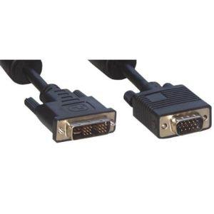 MCL Samar MC370-3M - Câble DVI mâle vers VGA mâle 3 mètres