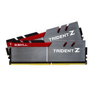 G.Skill F4-3200C16Q-16GTZ - Barrette mémoire Trident Z 16 Go (4x 4 Go) DDR4 3200 MHz CL16