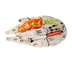 Planche à découper Star Wars Millennium Falcon
