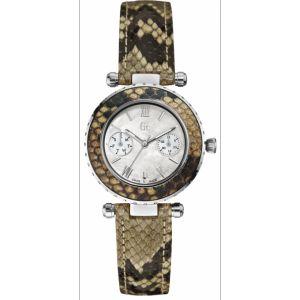Guess X35005L1S - Montre pour femme avec bracelet en cuir
