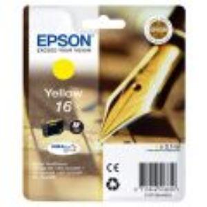 Epson T1624 - Cartouche d'encre n°16 jaune