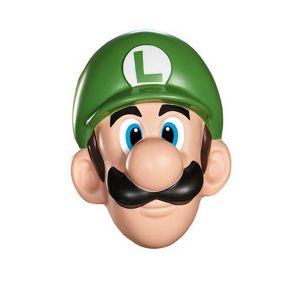Masque Luigi adulte