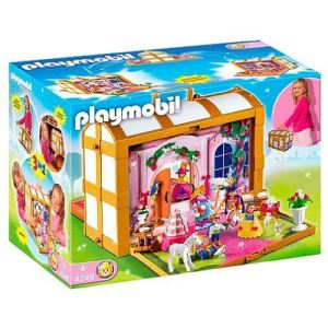 Playmobil 4249 coffre de princesse transportable for Playmobil chambre princesse