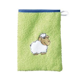 Wörner Gant de toilette Mouton