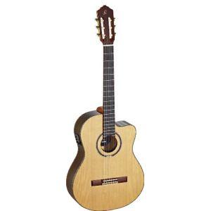 Ortega RCE159SN - Guitare classique électro-acoustique concert