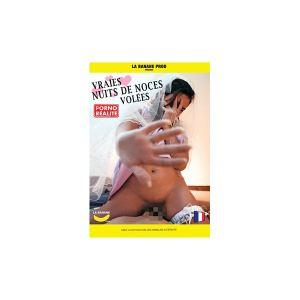 DVD - réservé Vraies nuits de noces volées