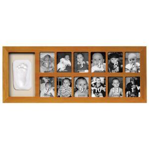 Baby Art Cadre photo 1st Year Print Frame avec empreinte