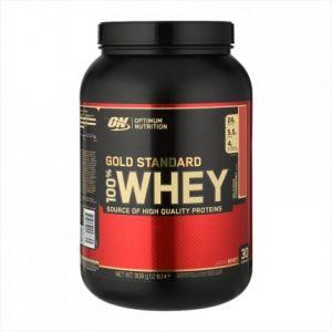 Optimum nutrition Protéine 100% Whey Gold Standard délicieux Fraise 908 g