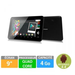 Polaroid Infinite+ 9'' 4 Go - Tablette tactile sous Android 4.4