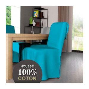 Housse de chaise contemporaine 1 places