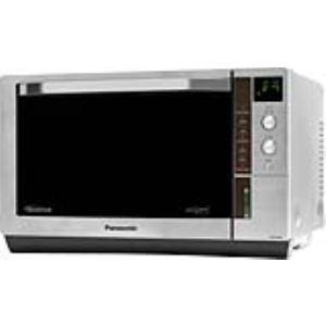 Panasonic NN-CS598S - Micro-ondes avec grill et chaleur tournante