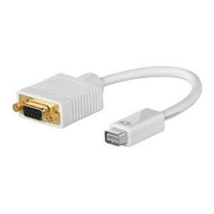 Wentronic 51744 - Câble adaptateur Mini DVI/VGA 0,2m