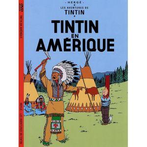 Les Aventures de Tintin : Tintin en Amérique