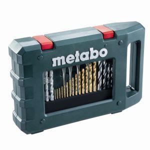 Metabo 626708000 - Coffret forets et embouts 86 pieces