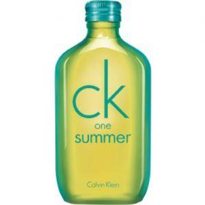 Calvin Klein CK One Summer - Eau de toilette pour homme (Edition 2014)