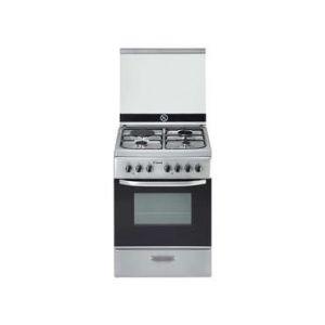 Candy CMM662SKHTM/1 - Cuisinière mixte 3 foyers gaz avec four électrique